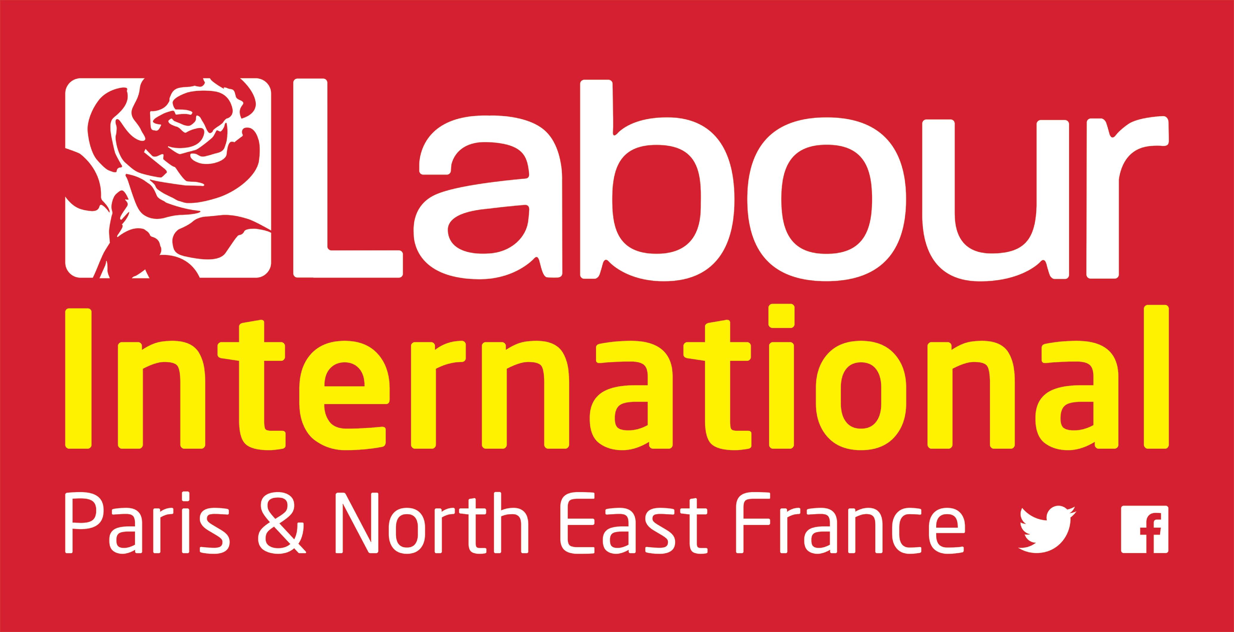 LABOUR INTERNATIONAL PARIS & NORTH EAST FRANCE